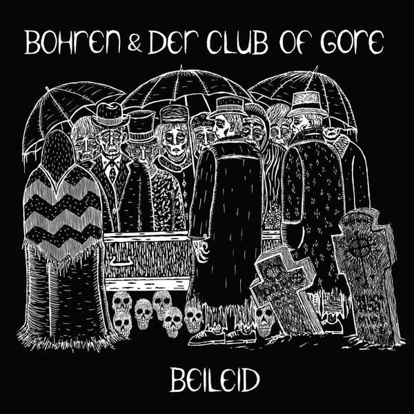 PIAS Bohren Und Der Club Of Gore (featuring Mike Patton) - Beileid (Sympathy)