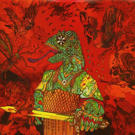 Flightless King Gizzard and The Lizard Wizard - 12 Bar Bruise (Coloured Vinyl)
