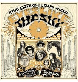 Flightless King Gizzard and The Lizard Wizard - Eyes Like The Sky (Coloured Vinyl)