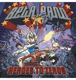 Because Music The Beta Band - Heroes To Zeros