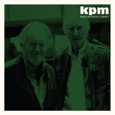 Be With Records Alan Hawkshaw & Brian Bennett - Full Circle LP
