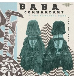 Sublime Frequencies Baba Commandant & The Mandingo Band - Siri Ba Kele