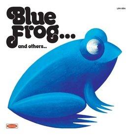 Cinevox Orchestra Di Enrico Simonetti - Blue Frog... And Others (Coloured Vinyl)