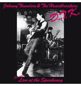 Jungle Records Johnny Thunders & The Heartbreakers - Down To Kill: Live At The Speakeasy (Coloured Vinyl)
