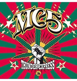 Jungle Records MC5 - Thunder Express (Coloured Vinyl)