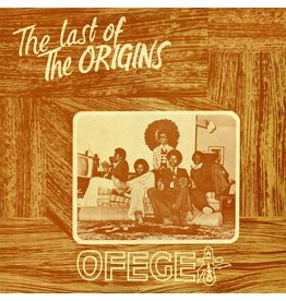 Tidal Wave Music Ofege - The Last Of The Origins