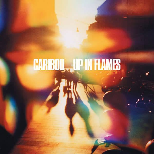 The Leaf Label Caribou - Up In Flames (Coloured Vinyl)