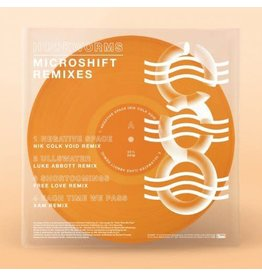 Domino Records Hookworms - Microshift Remixes (Coloured Vinyl)