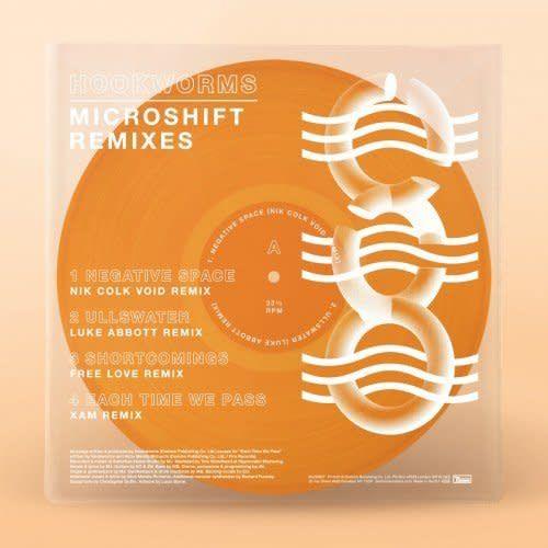 Domino Records Hookworms - Microshift Remixes (Coloured Vinyl)