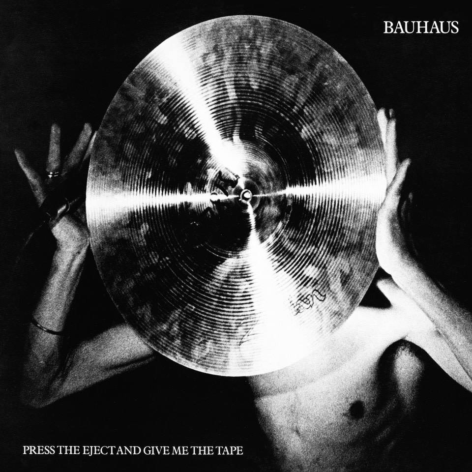 Beggars Banquet Records Bauhaus - Press Eject and Give Me The Tape (Coloured Vinyl)