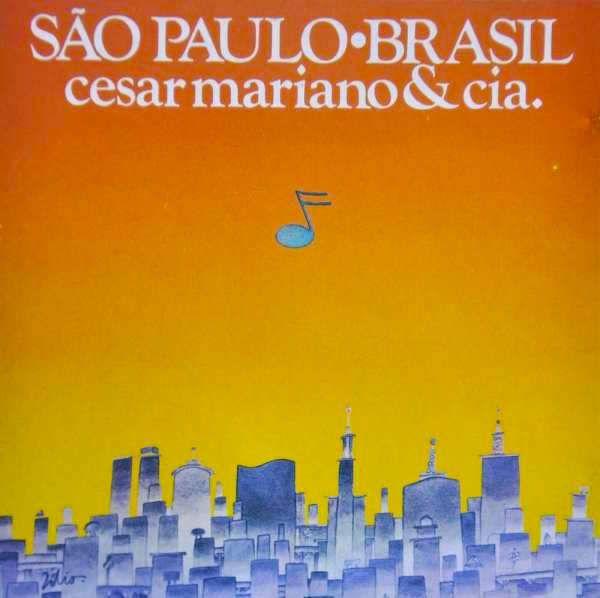 Mr Bongo Cesar Mariano & CIA - Sao Paulo Brasil