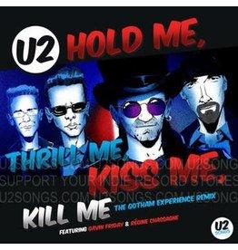 Island Records U2 -  Hold Me Thrill Me Kiss Me Kill Me (The Gotham Experience Remix)
