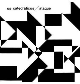 Far Out Recordings Os Catedraticos (Eumir Deodato) - Ataque