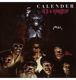 Tidal Waves Music Calender - It's A Monster