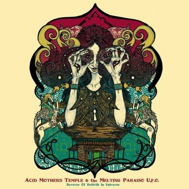 Riot Season Acid Mothers Temple & The Melting Paraiso U.F.O - Reverse Of Rebirth In Universe