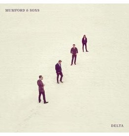 Island Records Mumford & Sons - Delta (Coloured Vinyl)