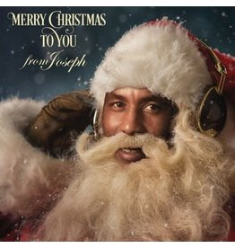 Numero Group Joseph Washington Jr - Merry Christmas To You (Coloured Vinyl)