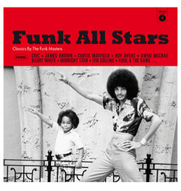 Wagram Music Various - Funk All Stars