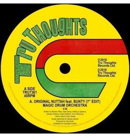 Tru Thoughts Records Magic Drum Orchestra - Original Nuttah/Dread Nourishment