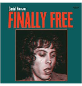 New West Daniel Romano - Finally Free (Coloured Vinyl)