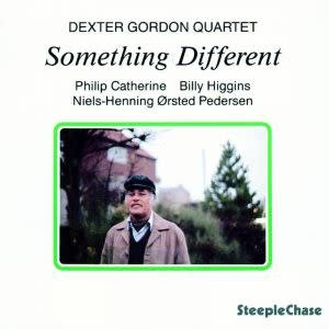 Steeplechase Dexter Gordon Quartet - Something Different
