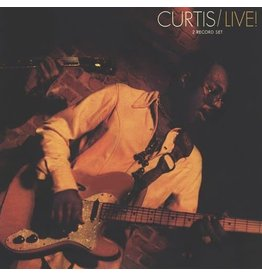 Antarctica Starts Here Curtis Mayfield - Curtis/Live!