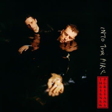 Infectious Music These New Puritans - Into The Fire (Coloured Vinyl)
