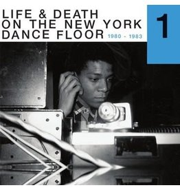 Reappearing Records Various - Life & Death On A New York Dance Floor Part 1