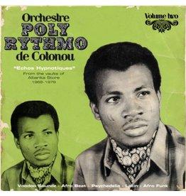Analog Africa Orchestre Poly-Rythmo - Echos Hypnotiques