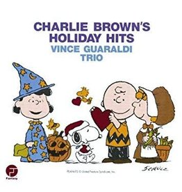Fantasy Vince Guaraldi Trio - Charlie Brown's Holiday Hits