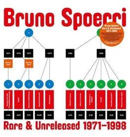 WRWTFWW Records Bruno Spoerri - Rare & Unreleased 1971-1998