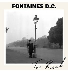 Partisan Records Fontaines D.C. - Too Real