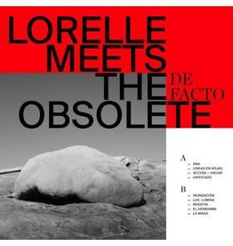 Sonic Cathedral Lorelle Meets The Obsolete - De Facto