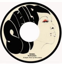 Shella Records Rothadam - Rebel