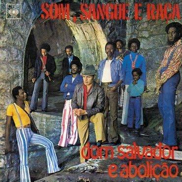 Mad About Records Dom Salvador E Abolição - Som, Sangue E Raça