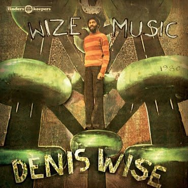 Finders Keepers Records Denis Wise - Wize Music