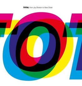 Rhino New Order / Joy Division - Total