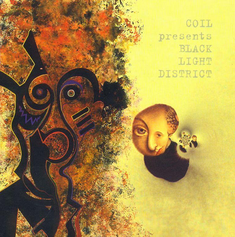 Dais Records Coil - Black Light District