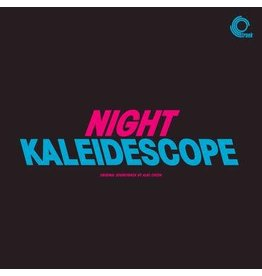 Trunk Records Alec Cheer -  Night Kaleidoscope OST