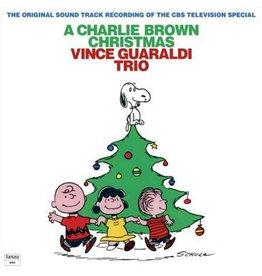 Fantasy Vince Guaraldi Trio - A Charlie Brown Christmas (Green Vinyl)
