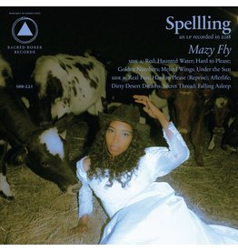 Sacred Bones Records Spellling - Mazy Fly (Coloured Vinyl)
