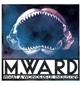 M. Ward Records M. Ward - What A Wonderful Industry (Coloured Vinyl)