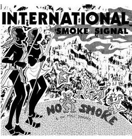 Warriors Dance No Smoke - International Smoke Signal