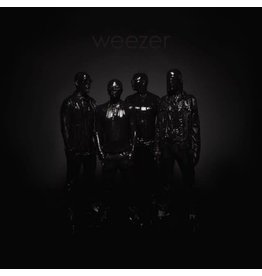 Atlantic Weezer - Weezer (The Black Album) (Coloured Vinyl)
