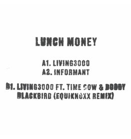 lunchmoneylife Lunch Money - Living3000 EP
