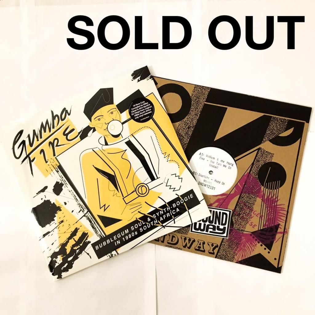 Soundway Records Various - Gumba Fire Bundle