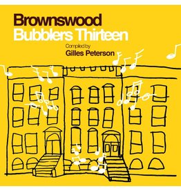 Brownswood Recordings Various - Brownswood Bubblers Thirteen