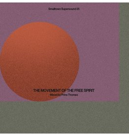 Smalltown Supersound Various - Smalltown Supersound 25: The Movement Of Free Spirit (Mixed by Prins Thomas)