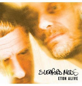 Extreme Eating Sleaford Mods - Eton Alive (Coloured Vinyl)