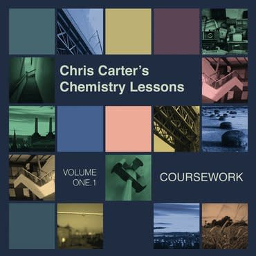 Mute Records Chris Carter - Chemistry Lessons Volume 1.1 - Coursework